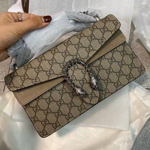 Gucci Dionysus GG Supreme Bag small tedeg